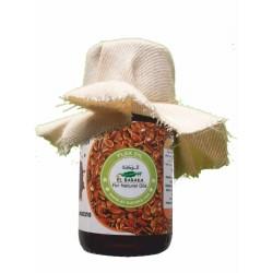 Lněný olej ANGEL-OIL přírodní neředěný olej lisovaný za studena