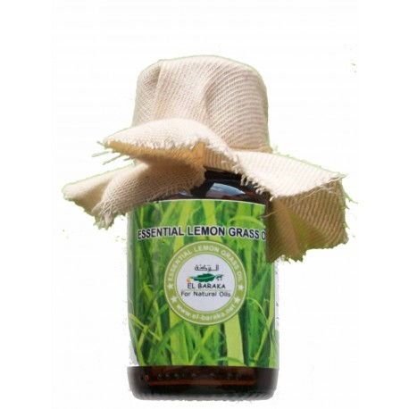 Olej z citronové trávy ANGEL-OIL přírodní esenciální neředěný olej