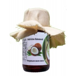 Kokosový olej ANGEL-OIL přírodní neředěný olej lisovaný za studena