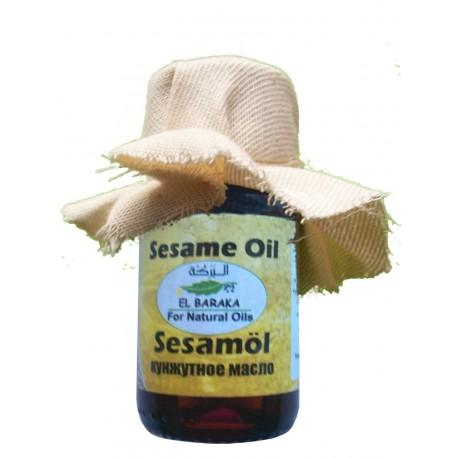 Sezamový olej ANGEL-OIL přírodní neředěný olej lisovaný za studena