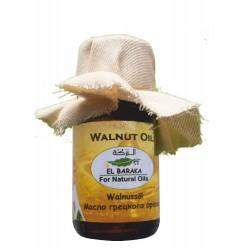Olej z vlašských ořechů první lis