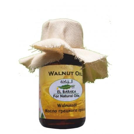 Olej z vlašských ořechů ANGEL-OIL přírodní neředěný olej lisovaný za studena