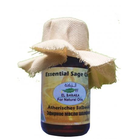 Šalvějový olej ANGEL-OIL přírodní esenciální neředěný olej