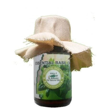 Bazalkový olej ANGEL-OIL přírodní esenciální neředěný olej