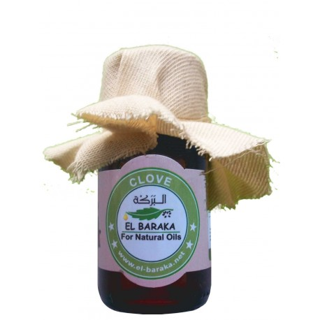 Hřebíčkový olej ANGEL-OIL přírodní aroma neředěný olej